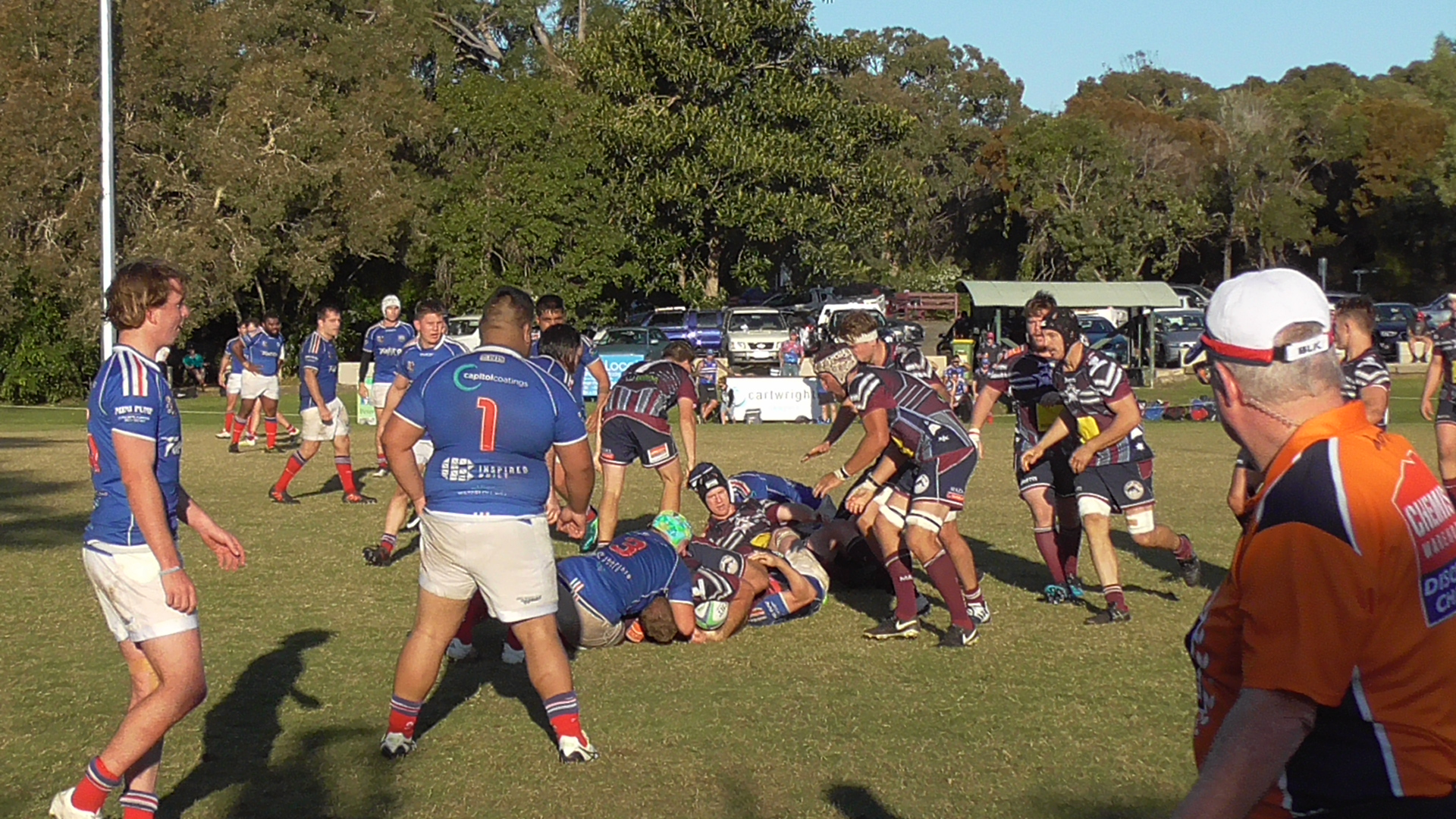 Finals spots decided in Coast rugby