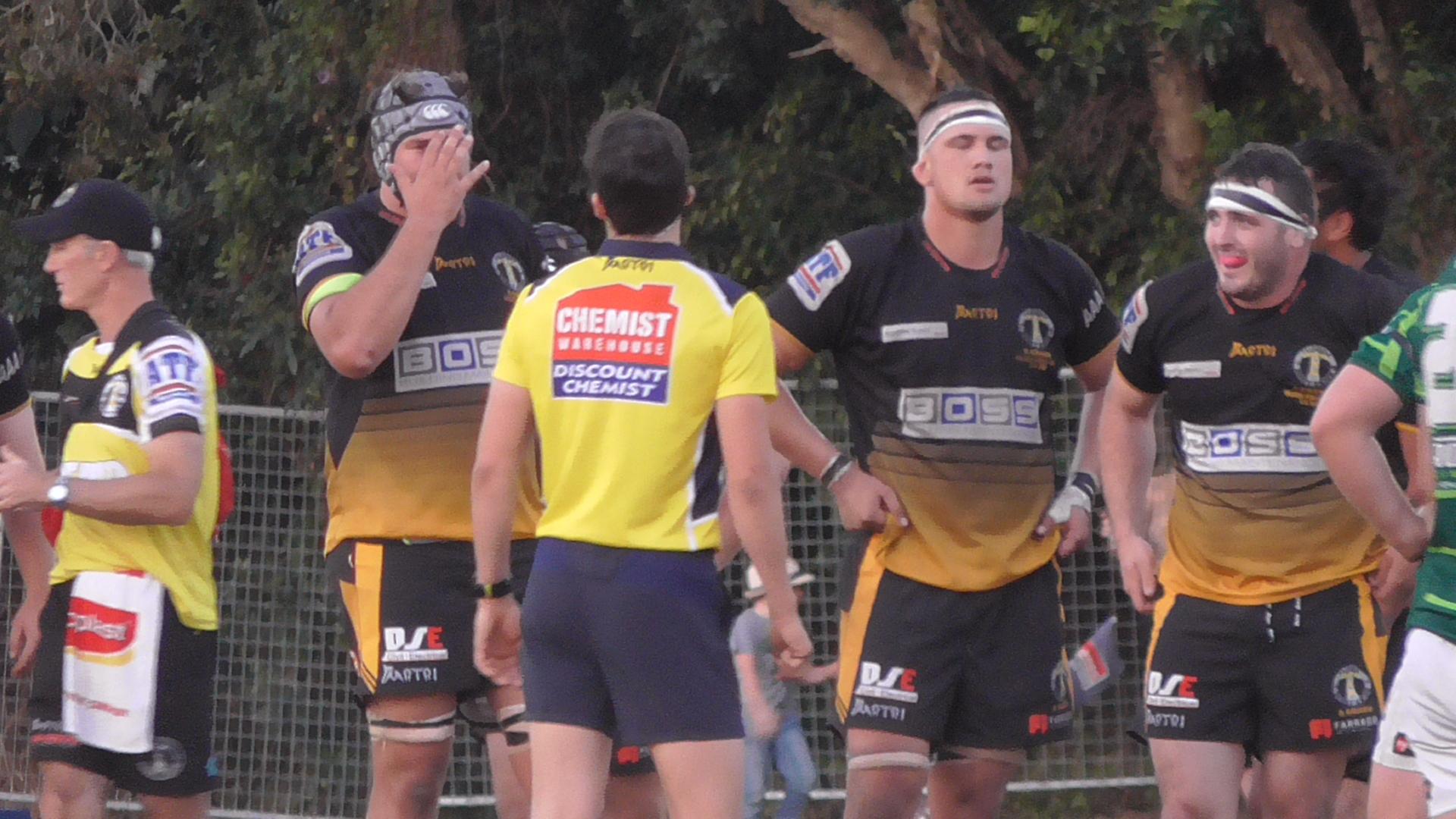 Sunshine Coast Rugby Union draw