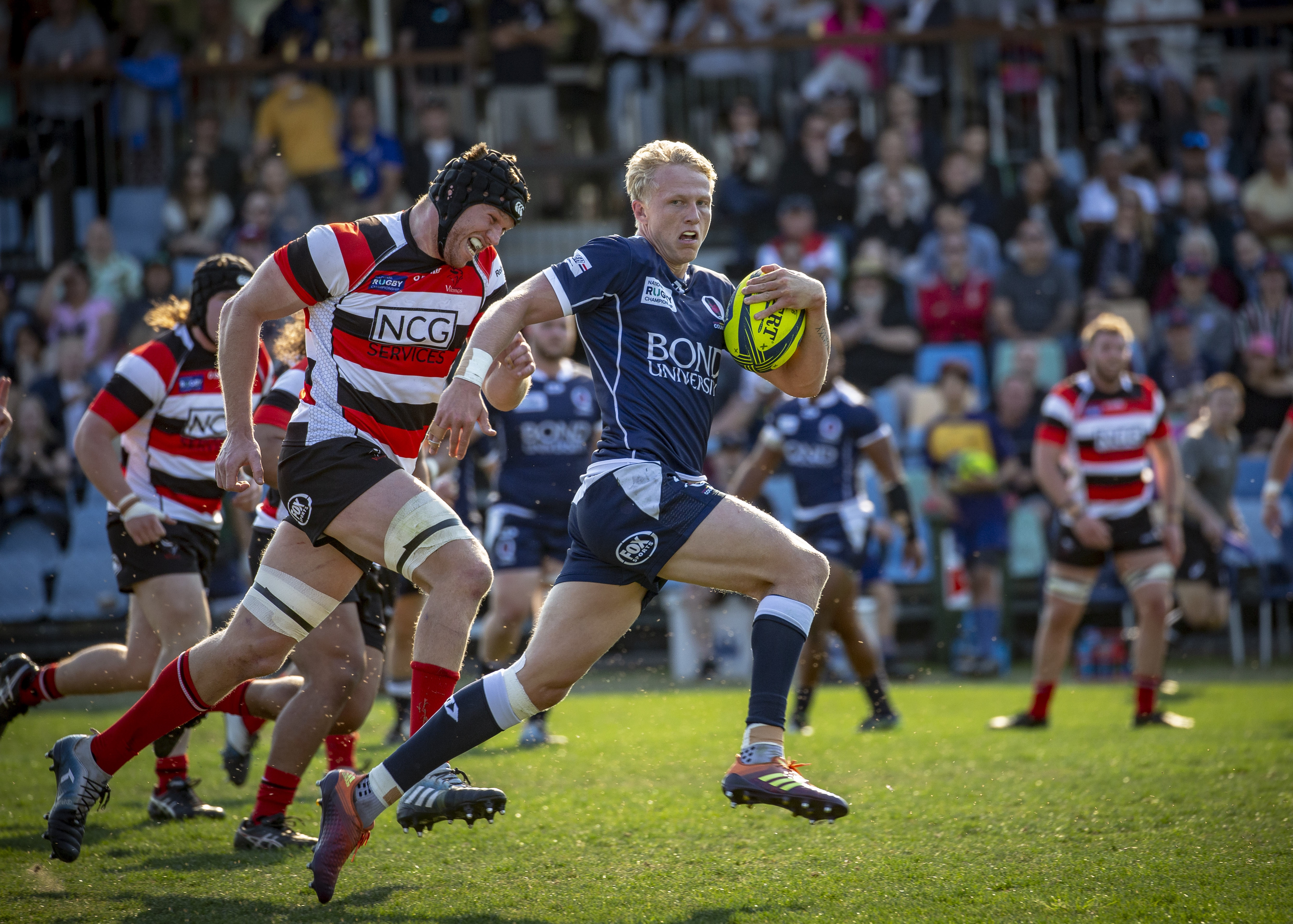 Queensland Country thumped in Ballarat NRC game