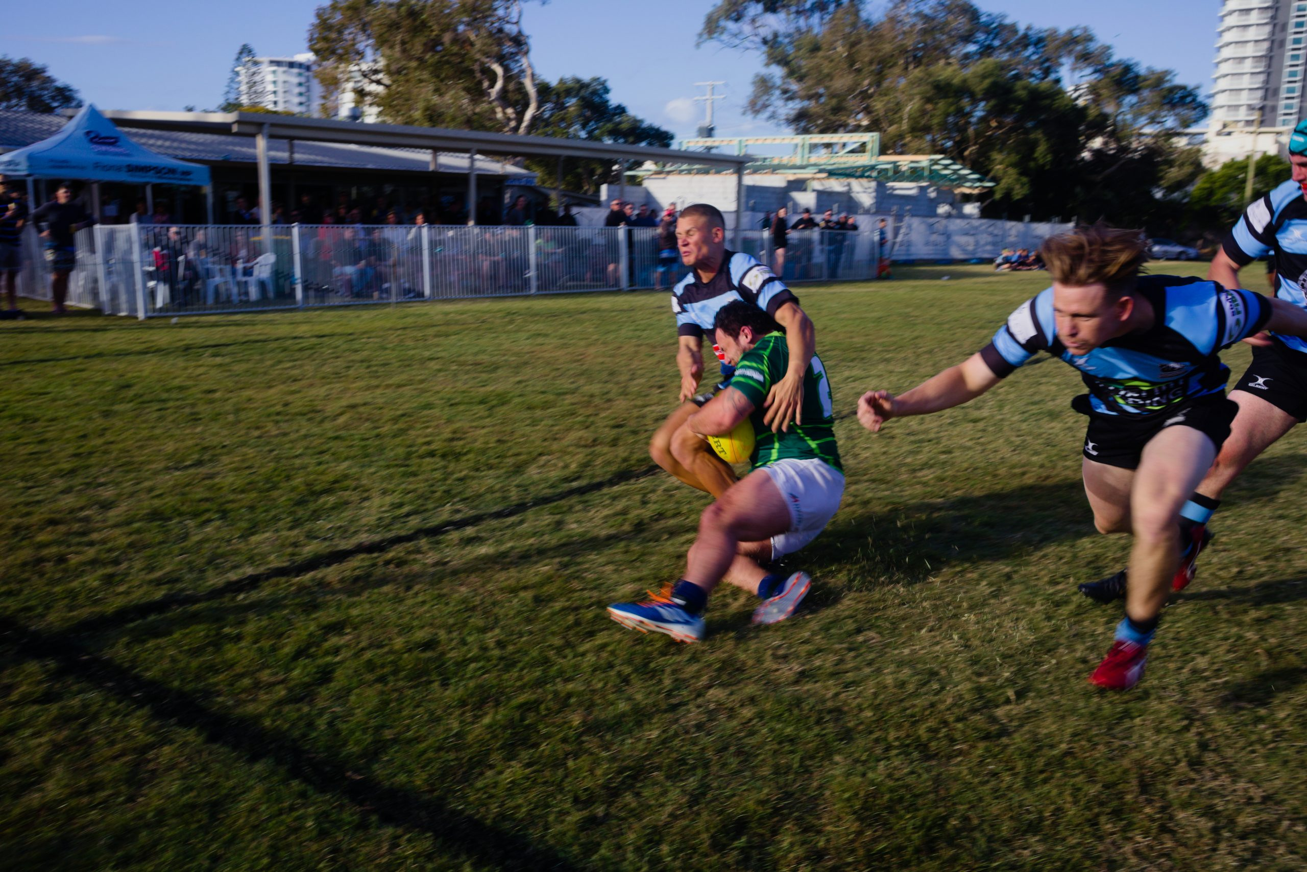University defeat Maroochydore in round five of 2020 Sunshine Coast Rugby Union season
